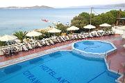 Akti Ouranoupoli hotel Chalkidiki