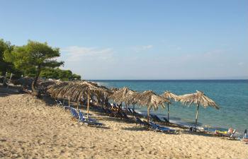 Kassandra stranden Chalkidiki