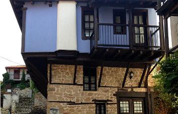 Arne bezienswaardigheid centrale regio Chalkidiki