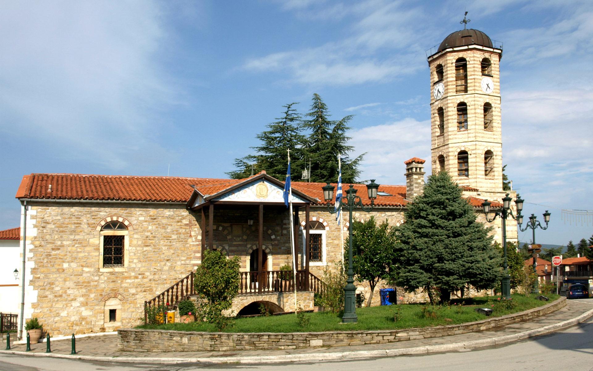 Chalkidiki-Centrale-Regio