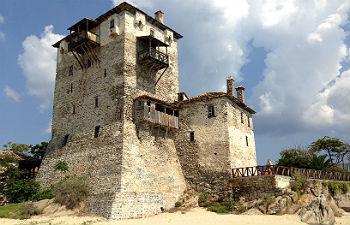 Athos vakantie Ouranoupoli