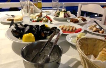 Kassandra restaurant Afythos